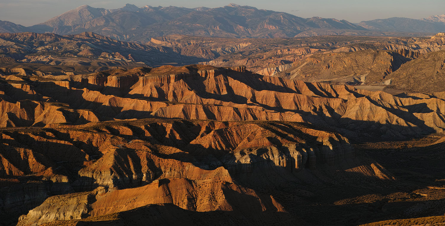 Geological routes Granada's Geopark - Altiplano experience